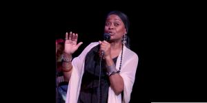 Mariann matheus Cie Moun San Mele (crédit David Merle) - Théâtre